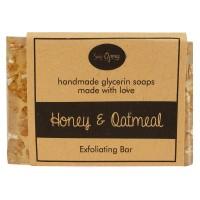 Soap Opera Honey & Oatmeal Exfoliating Bar