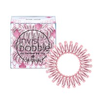 Invisibobble Time To Shine Hair Ring - Rose Muse - Pack Of 3