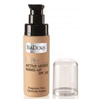 IsaDora 16hr Active Moist Makeup Foundation SPF 30