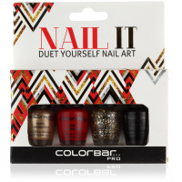Colorbar Nail IT Duet Yourself Nail Art