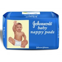 Johnson & Johnson Baby Nappy Pads