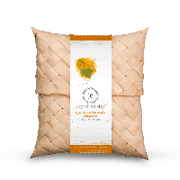 Juicy Chemistry Argan, Coconut Milk & Ghee Shampoo Bar (For Dry & Frizzy Hair)