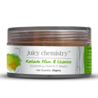 Juicy Chemistry Kakadu Plum & Licorice (Hydrating Vitamin C Mask)
