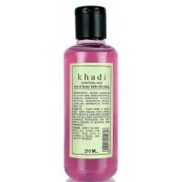 Khadi Herbal Rose & Honey Bath Refershing Body Wash