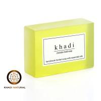 Khadi Turmeric-Sandal Soap