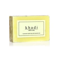 Khadi Natural Saffron Soap