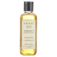 Khadi Vitalising Hair Growth Oil