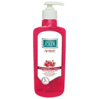 Jolen Aesthetic Pomegranate Face Cleansing Gel - 250 ml