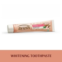 Lever Ayush Whitening Rock Salt Toothpaste