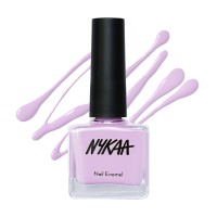 Nykaa Floral Carnival Nail Enamel - Lavender Crush 142