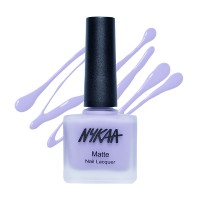 Nykaa Matte Nail Enamel Collection