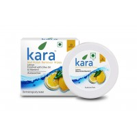 Kara Nail Polish Remover Wipes Lemon