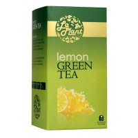 LaPlant Green Tea & Lemon - 25 Tea Bags