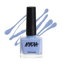Nykaa Pastel Nail Enamel - Lilac Cupcake, No.73