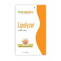 NutroActive Lipolyzer Tummy Tablet