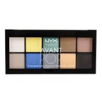 NYX Professional Makeup Avant Pop! Shadow Palette - Surreal My Heart