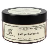 Khadi Natural Gold Peel Off Mask