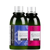 Hedonista Argan Twosome- Combo Pack Of Argan Shampoo & Argan Conditioner