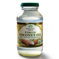 Organic India Coconut Oil