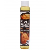 Merit Almond Oil Cold Pressed