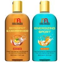 Man Arden Bergamot & Cedarwood + Energizing Sport Shower Gel