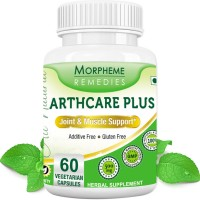 Morpheme Remedies Arthcare Plus Capsules for Joint & Muscle Support - 500mg Extract