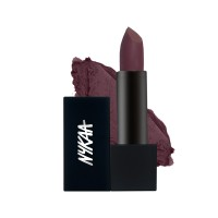 Nykaa So Matte Lipstick Very Berry Collection - Mulled Wine 13 M