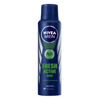 Nivea Fresh Active Rush Deo Spray