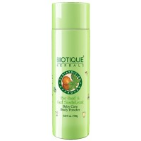 Biotique Bio Basil & Red Sandalwood Baby Caress Body Powder