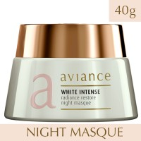 Aviance White Intense Radiance Restore Night Masque