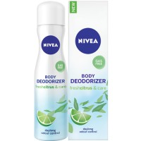 Nivea Body Deodorizer Fresh Citrus & Care Spray For Women