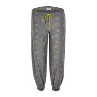 Nordlich Horacio Printed Harem Pants - Grey