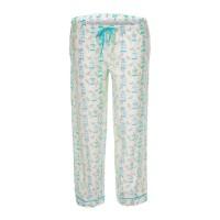 Nordlich Callie Women's Printed Pajama - Cream