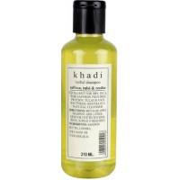 Khadi Herbal Henaa Tulsi extra conditioning Shampoo