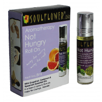 Soulflower Aromatherapy Not Hungry Roll On
