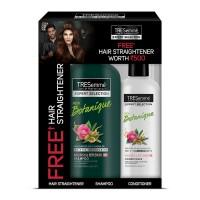Buy Tresemme Botanique Nourish & Replenish Shampoo 580ml + Conditioner 190 ml & Get Hair Straightener Free worth Rs. 500 Free