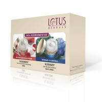 Lotus Herbals 24 Hours Nourishment Kit