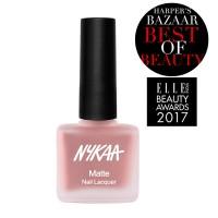 Nykaa Nude Matte Nail Enamel - Nutcracker Dreams 151