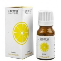Aroma Treasures Lemon Pure Essential Oil