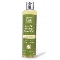 AuraVedic Hair Fall Control Shampoo with Brahmi Amla Bhringraj Shikakai