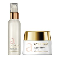Get Aviance White Intense Visible Radiance Day Gel Worth Rs.1199 Free With Aviance White Intense Radiance Revive Advanced Serum Worth Rs.1399