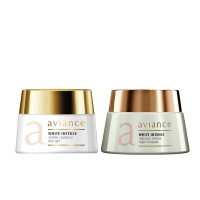 Get Aviance White Intense Radiance Restore Night Masque Worth Rs. 1199 Free With Aviance White Intense Visible Radiance Day Gel Worth Rs.1199