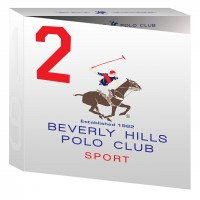 Beverly Hills Polo Club Mens Deodorant, Shower Gel And Eau De Toilette No.2 Gift Set