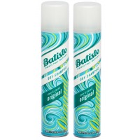 Batiste Dry Shampoo Instant Hair Refresh Clean & Classic Original (Buy 1 Get 1 Free)