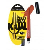 Maybelline New York Lip Gradation - Orange 230 + Free The Colossal Kajal