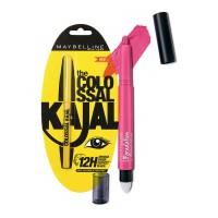 Maybelline New York Lip Gradation - Pink 2167 + Free The Colossal Kajal