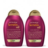 Organix Anti-Breakage Keratin Oil Shampoo & Conditioner