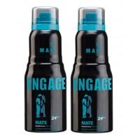 Engage Men Deodorant - Mate - Pack Of 2