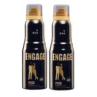Engage Men Deodorant - Fuzz - Pack Of 2