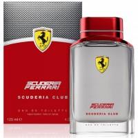 Ferrari Scuderia Club Eau De Toilette